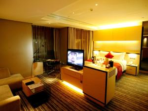 Grand View Hotel Tianjin, Hotel  Tianjin - big - 28