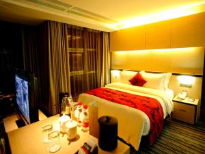 Grand View Hotel Tianjin, Hotel  Tianjin - big - 6