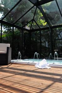 Hostellerie de la Vieille Ferme, Hotely  Criel-sur-Mer - big - 45