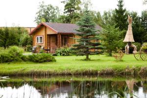 Lepametsa Holiday Houses, Prázdninové areály  Nasva - big - 54