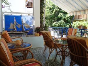Vakhos, Hotels  Naxos Chora - big - 24