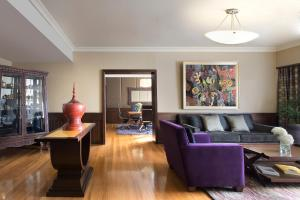 Presidential Suite, Club lounge access, 1 King, City view