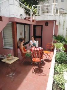La Lechuza Hostel, Hostely  Rosario - big - 33