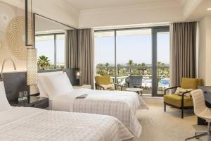 Super Deluxe, Guest room, 2 Twin/Single Bed(s), Sea view