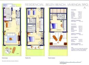 Beachfront townhouse Costa del Sol, Nyaralók  Estepona - big - 6