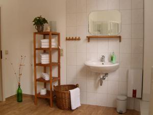Ferienwohnungen Marktstrasse 15, Apartmány  Quedlinburg - big - 11