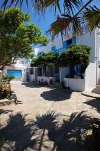 Asimina, Guest houses  Tourlos - big - 42