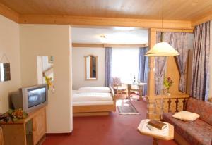 Gasthof zum goldenen Löwen, Penziony – hostince  Nauders - big - 14