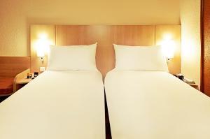 设有2张单人床的标准间