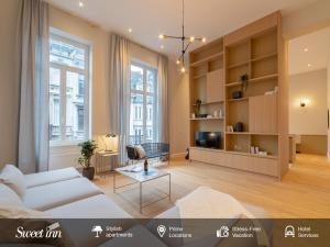 Sweet Inn Apartments - Petit Sablon
