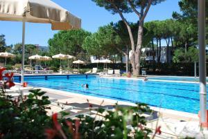 Park Hotel Marinetta, Hotely  Marina di Bibbona - big - 72