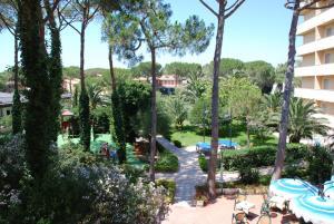 Park Hotel Marinetta, Hotely  Marina di Bibbona - big - 59