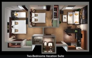 Large Two-Bedroom Apartment