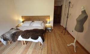 Maison Le Champ, Bed & Breakfast  La Salle - big - 5