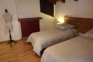 Maison Le Champ, Bed & Breakfast  La Salle - big - 15