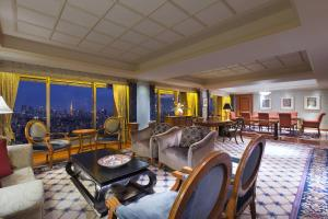 Imperial Suite, Executive lounge access, 1 Bedroom Suite