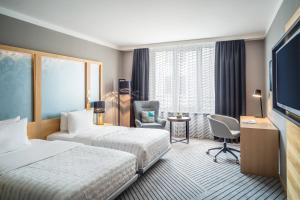 Superior Room, Guest room, 2 Twin/Single Bed(s), City view