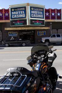 Jailhouse Motel and Casino, Motely  Ely - big - 54