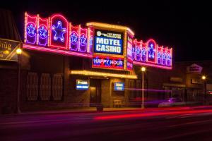 Jailhouse Motel and Casino, Motely  Ely - big - 26