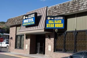 Jailhouse Motel and Casino, Motely  Ely - big - 59