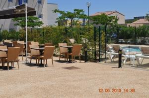 ibis Istres Trigance, Hotely  Istres - big - 22