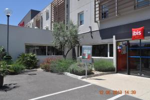 ibis Istres Trigance, Hotely  Istres - big - 11