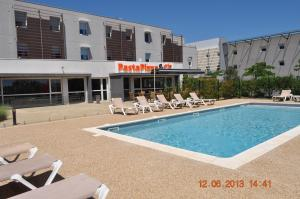 ibis Istres Trigance, Hotely  Istres - big - 12