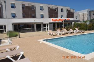ibis Istres Trigance, Hotely  Istres - big - 14