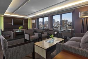 2 Single Beds Club Room, Club level, Guest room