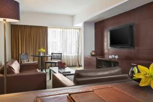 King Junior Suite, Club level, Junior Suite, 1 King