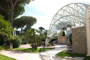 Park Hotel Marinetta, Hotely  Marina di Bibbona - big - 108