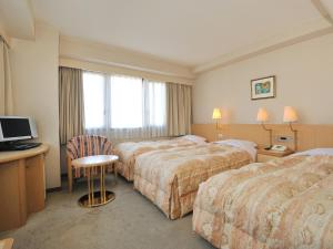 Hotel Sun Valley Annex, Hotels  Beppu - big - 2