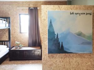 6-Bed Mixed Dormitory Room