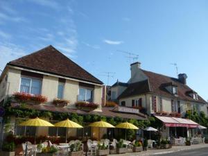 Au Soleil d'Or, Hotel  Pontaubert - big - 26