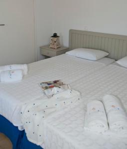 Gryparis' Club Apartments, Apartmanok  Míkonosz - big - 16