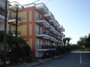 Fani Hotel, Aparthotely  Loutra Edipsou - big - 45
