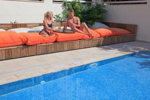 Kandelor Hotel, Hotels  Alanya - big - 20