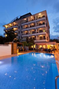 Kandelor Hotel, Hotels  Alanya - big - 11
