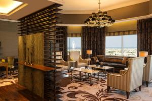 Royal Suite, Club lounge access, 1 Bedroom Suite