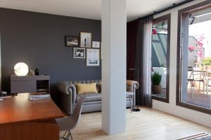 Junior King Suite with Terrace
