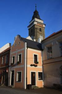 Apartmány pod věží