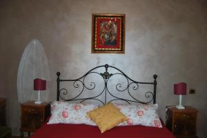 B&B La Finestra sulla Valle, Bed & Breakfasts  Agrigent - big - 11