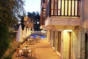 Summer Hotel, Hotels  Akyaka - big - 15
