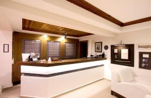 Summer Hotel, Hotels  Akyaka - big - 22
