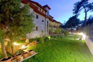 Summer Hotel, Hotels  Akyaka - big - 17