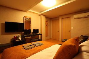 Hotel Ramses, Hotely  Suwon - big - 18