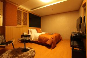 Hotel Ramses, Hotely  Suwon - big - 17