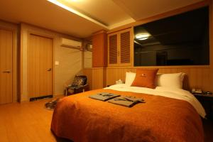 Hotel Ramses, Hotely  Suwon - big - 22