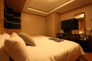 Hotel Ramses, Hotely  Suwon - big - 8