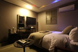 Hotel Ramses, Hotely  Suwon - big - 6